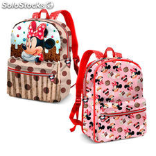 Mochila reversible Minnie Disney Muffin 31cm
