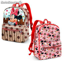 Mochila reversible Minnie Disney Muffin 40cm