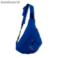 Mochila. Royal blue