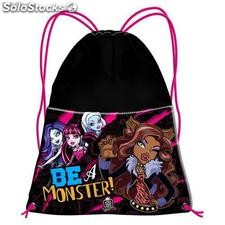 Mochila Saco Mini Be a Monster High.