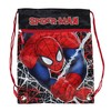 Mochila Saco Spiderman Spiderweb 33x45cm 15464 PPT02-15464