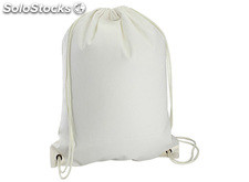 Mochila Simple de Poly Cotton