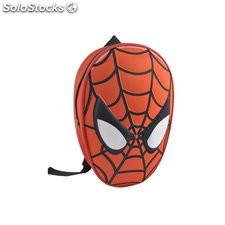 Mochila spiderman big eyes con forma