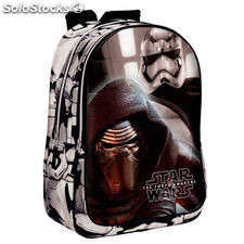 Mochila Star Wars Disney Starkiller 43cm adaptable