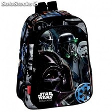 Mochila Star Wars Rogue One Imperial 29x37x11cm.