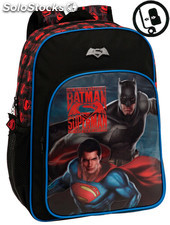 Mochila Superman & Batman Adaptable