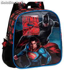 Mochila Superman & Batman Guardería