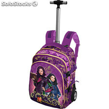Mochila Trolley De Luxe de Los Descendientes Disney - Descendants