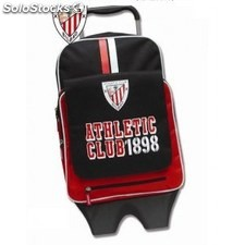 Mochila trolley extraible 43cm athletic club de bilbao