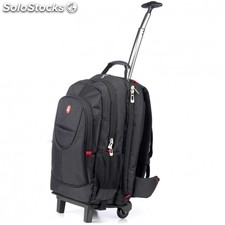 "Mochila trolley ngs sherpa - para portatiles hasta 15.6""/39.6CM - materiales"