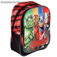 Mochila Vengadores Avengers Marvel The Team 25x30x9cm 15432 PPT02-15432
