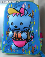 Mochilas escolares para niñas Hello Kitty mochila escolar al por mayor