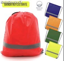 Mochilas reflectantes