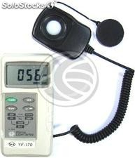 Modelo de Medidor Digital Light YF-170 (TM67)