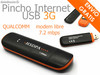 Modem usb 3g Libre hsdpa 7.2Mbps para tablet Android y windows