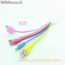 Modern design usb cable for mobile phone