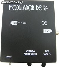 Modulador Rf Audio / Video Rca/euroconector