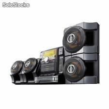 Modular Sony 5CD 7900W PMPO MP3