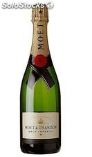 Moet& chandon a.o.c. Champagne Brut imperial