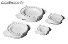 moldes empanadillas set 4u ibi 5-7.5-10-13c