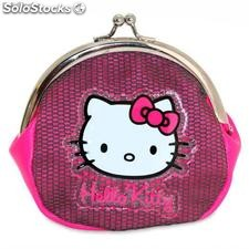 Monedero Boquilla Hello Kitty Fluor""""