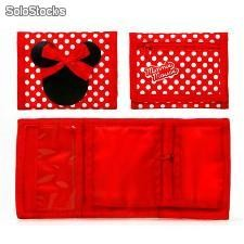 Monedero Minnie Mouse Lunares