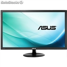 "Monitor Asus VP247HA 23.6"" led fhd 5 ms vga hdmi mm"