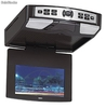 """Monitor Clarion toldo LCD 7"""" DVD"""