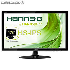 "Monitor hanns g HS245HPB 23.6"" led ips Full hd 8 ms hdmi Negro"
