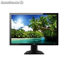 "Monitor hp T3U87AA 21,5"" Full hd led 60 Hz Negro"