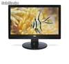 "Monitor LCD 16"" Wide AOC 1619SW Negro"