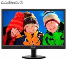 Monitor led 18,5'' Philips 193V5LSB2