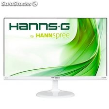 Monitor led 23,6'' ips Hannspree HS246HFW Full hd