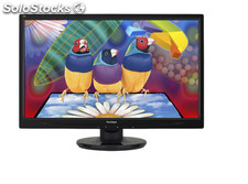 Monitor led 23,6'' viewsonic VA2445 Full hd