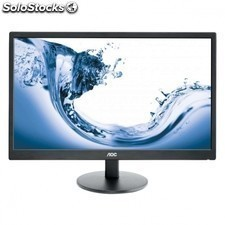 "Monitor led Aoc E2770SH - 27""/68.58CM - 1920x1080 fhd - 16:9 - 300CD/M2 - 20M:1"