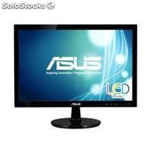 Monitor led asus 18.5 vs197de 5ms vga 1366x768