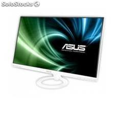Monitor led asus 23 blanco ips full hd 5ms 2 hdmi mhl multimedia