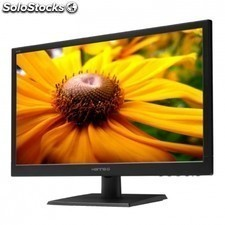 "Monitor led hannspree hl205abb 19.5""/49.53cm - 1600x900 - 16:9 - 250cd/m2 -"