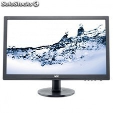 "Monitor LED multimedia aoc e2460sh - 24""/60.96cm - 1920x1080 fhd - 16:9 -"