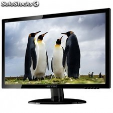 "Monitor LED multimedia HANNSPREE he225dpb 21.5""/54.60cm fullhd 250cd/m2 5ms"