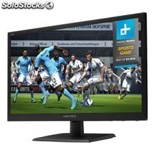"Monitor led multimedia hannspree hl205dpb 19.5""/49.5cm - 1600x900 - 16:9 - 5ms"