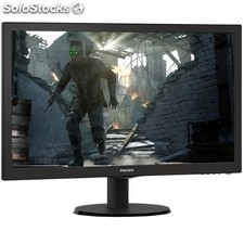 "Monitor led philips 223V5LSB 21.5"" / 54.6CM 16:9 fullhd 5MS 200CD/M2 10M:1 negro"