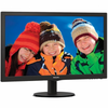 "Monitor led philips v-line 240v5qdsb - 23.8""/ 60.5cm ips-ads fullhd"
