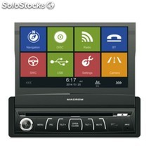 Monitor multimedia 1din gps/bluetooth/usb macrom