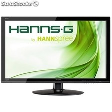 "Monitor pc hanns g HL274HPB Full hd 5ms vga dvi hdmi 27"" 16:9 negro"
