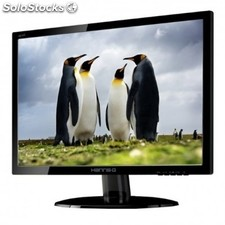 "Monitor pc hanns g HP205DJB 19.5 "" led mm Ajustable Altura"