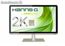 "Monitor pc hanns g HQ271HPG dvi hdmi 27"" 16:9 7ms negro/plata"