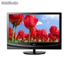 Monitor tv led aoc t2242we widescreen full hd, 21.5 polegadas