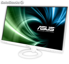 "Monitores asustek asus vx239h-w 23"" full hd ips color blanco pantalla para pc"