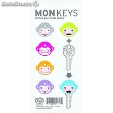 Monkeys - fred and friends - 728987014772 - FR1477